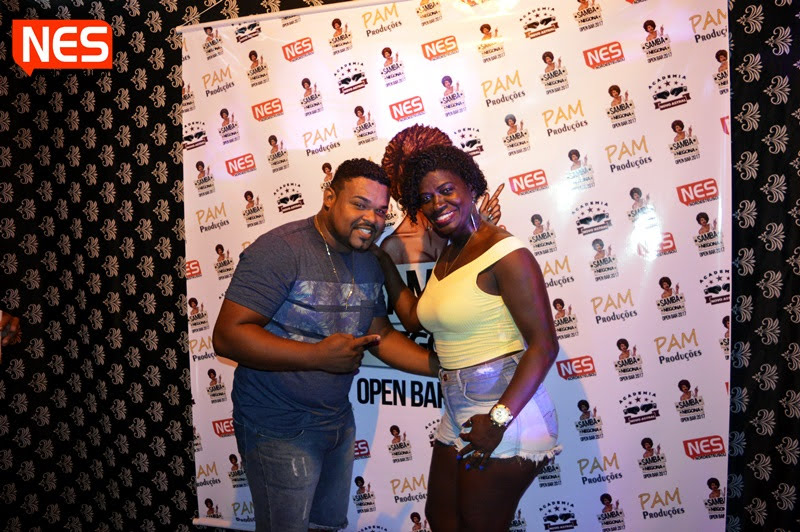 Samba Negona Open Bar 2017