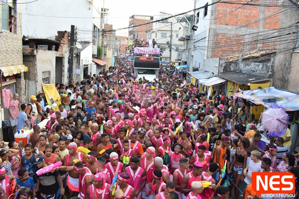 Bloco Os Toalhas – Carnaval 2018
