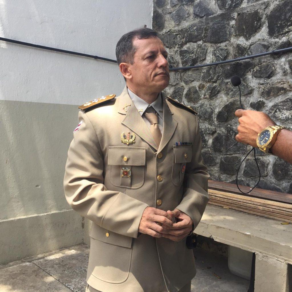 Solenidade para troca de comando reuniu autoridades civis e militares.