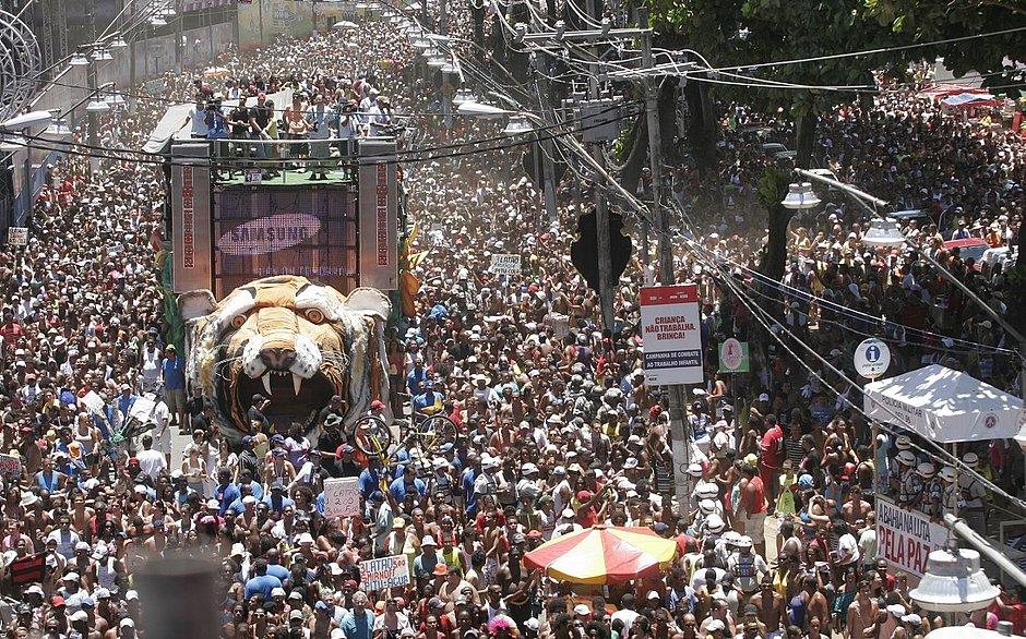 0781e6cd91 Confira horários de todos os circuitos do Carnaval de Salvador 2019 ...